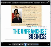 UnFranchise Business Presentation with Jim Winkler